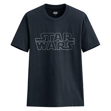 STAR WARS系列印花T恤-16-男