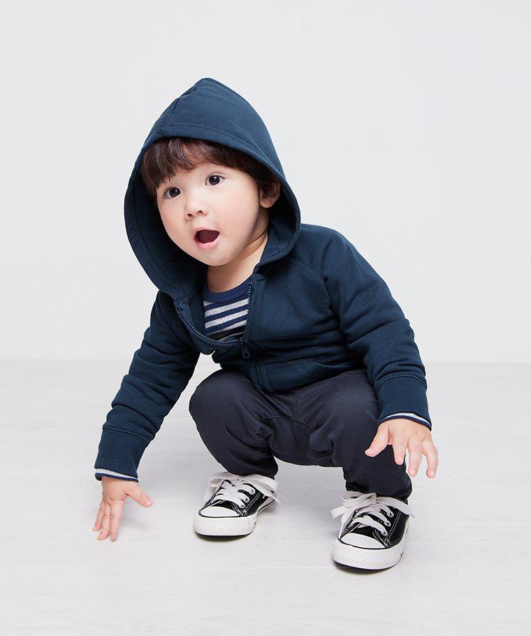 毛圈連帽外套-Baby