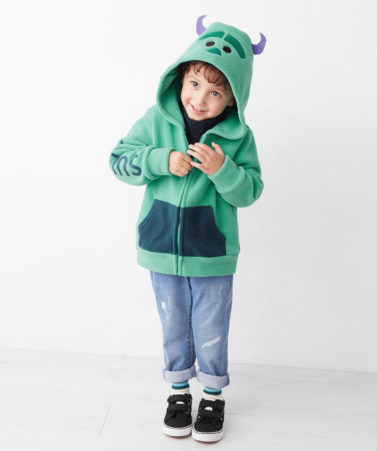 Tsum Tsum系列Fleece造型外套-03-童