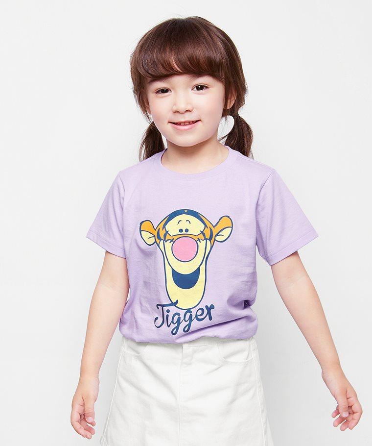 迪士尼系列印花T恤-41-童