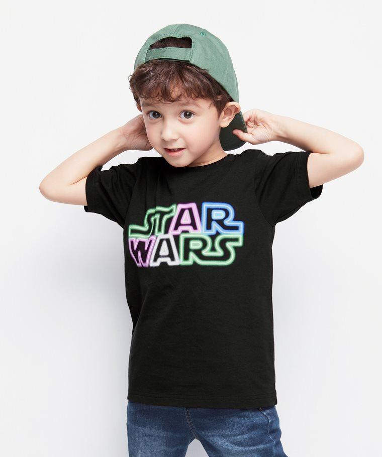STAR WARS系列印花T恤-11-童