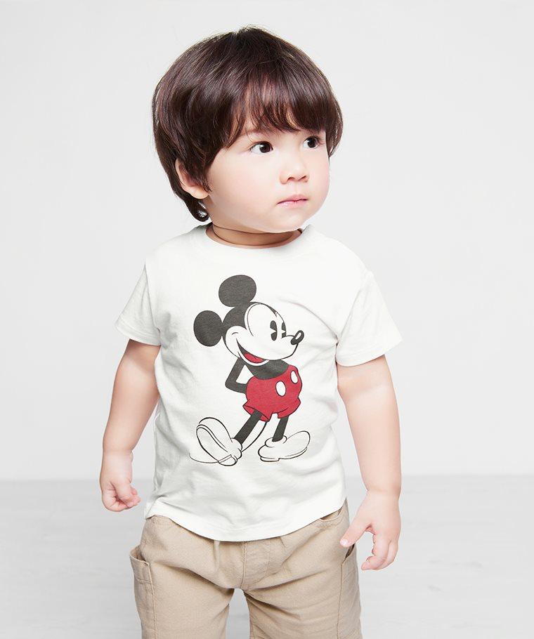 迪士尼系列印花T恤-01-Baby