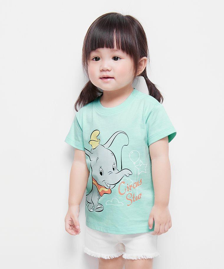 迪士尼系列印花T恤-44-Baby