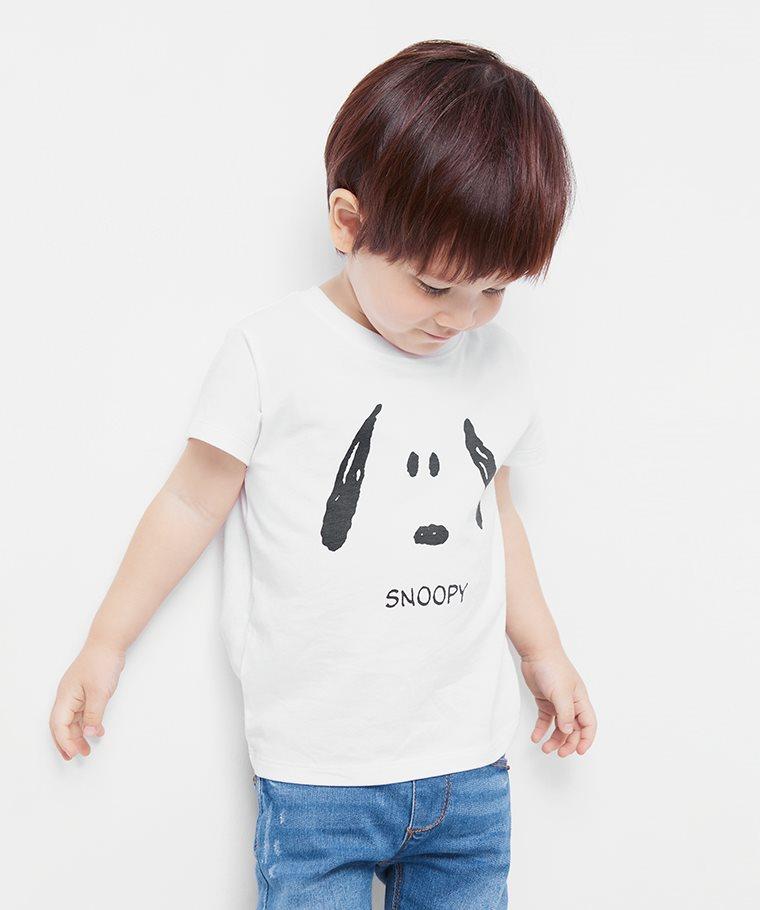 史努比系列印花T恤-17-Baby