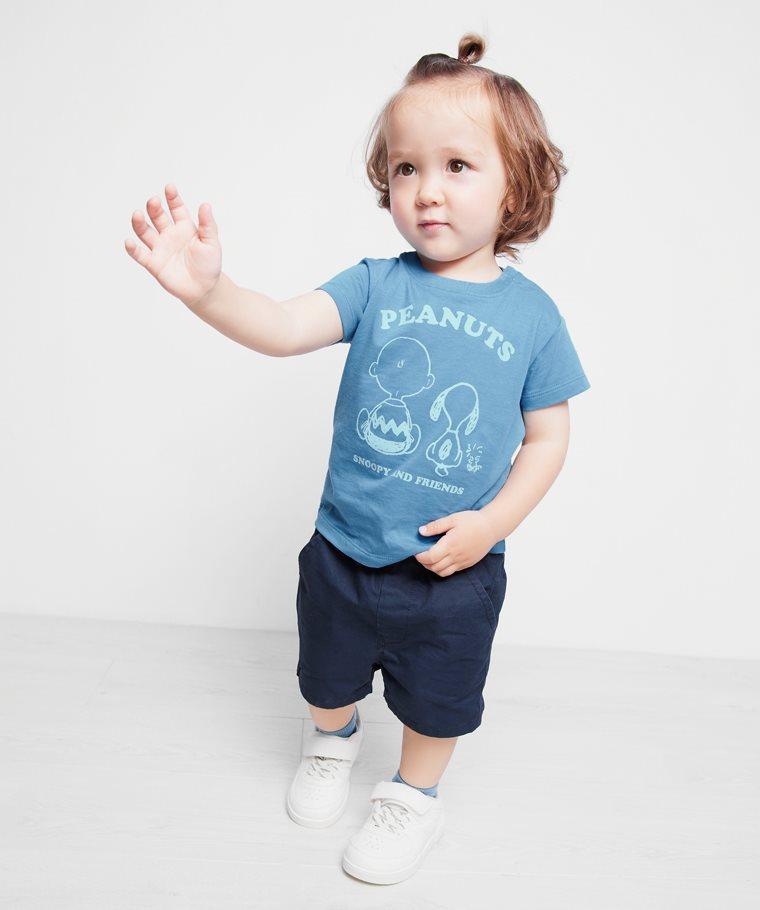 史努比系列印花T恤-05-Baby