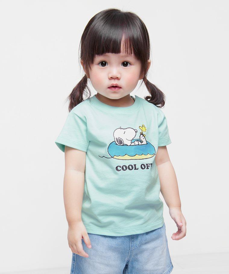 史努比系列印花T恤-28-Baby