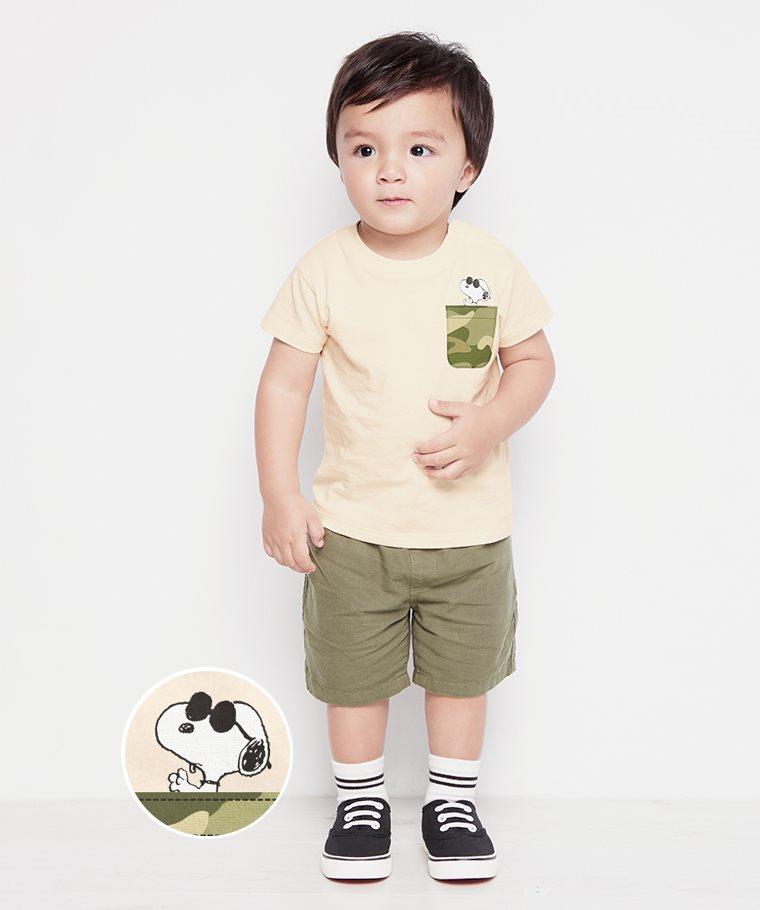 史努比系列印花T恤-26-Baby
