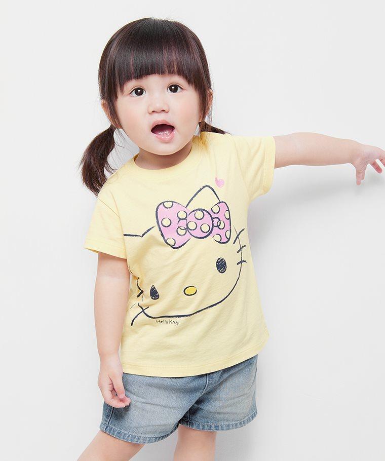 Hello Kitty印花T恤-17-Baby