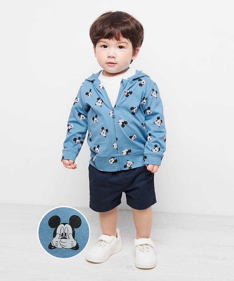 迪士尼系列純棉連帽外套-Baby
