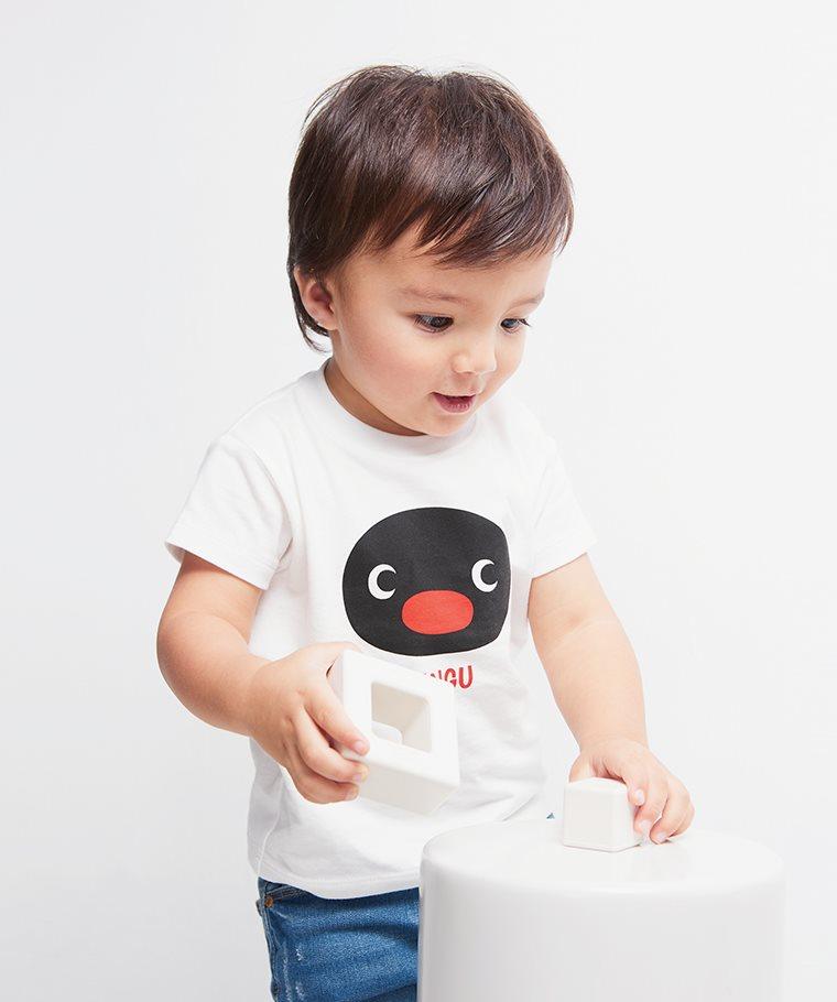PINGU印花T恤-05-Baby