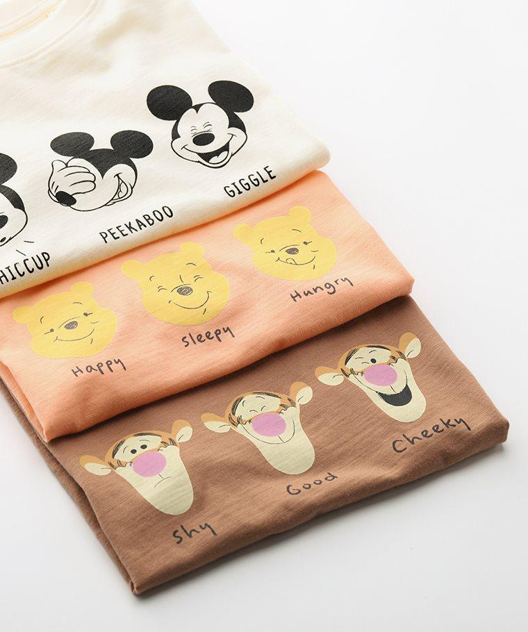 迪士尼系列竹節棉T恤-02-童