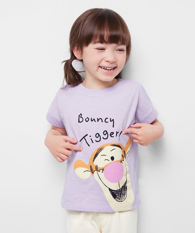 迪士尼系列竹節棉T恤-03-童