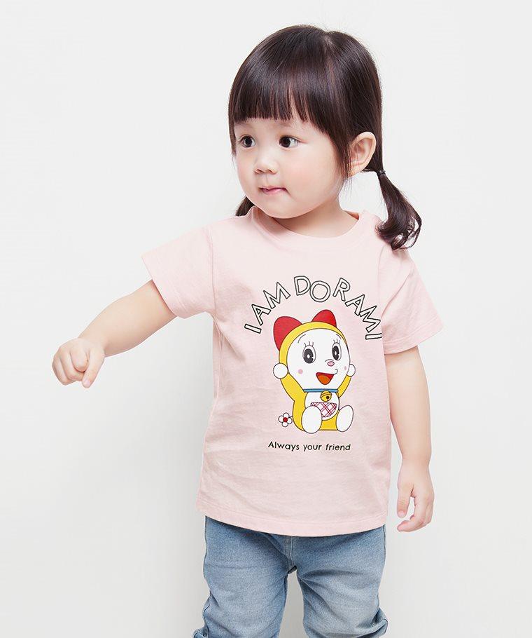 哆啦A夢印花T恤-18-Baby