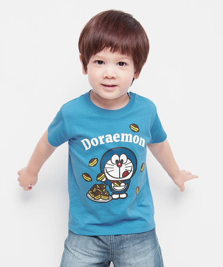 哆啦A夢印花T恤-19-Baby