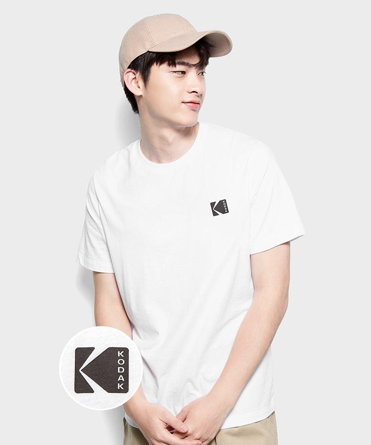 KODAK印花T恤-01-男